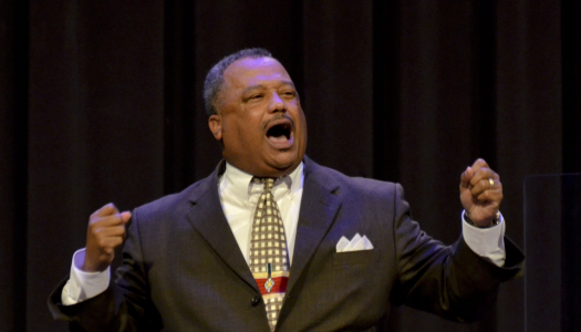 SBC Names Pastor Dr. Fred Luter, Jr. as New President