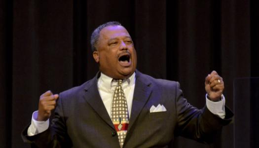 SBC Names Pastor Dr. Fred Luter, Jr. as New President