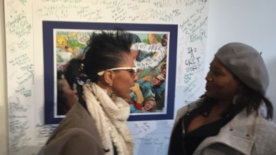 Nona Hendryx and Bevy Smith.