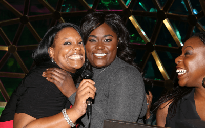 Danielle Brooks and the Church Ladies from the Broadway musical - The Color Purple.