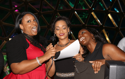 The Church Ladies of the Broadway musical - The Color Purple.