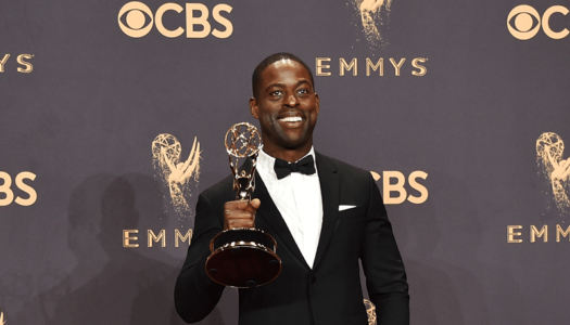 And the Emmy Award goes to Sterling K. Brown: Again