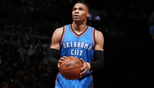 Russell Westbrook sits down with Ellen Degeneres