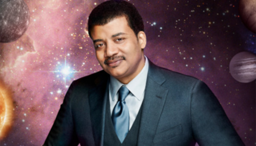 "Neil deGrasse Tyson: ""After the laws of physics, everything else is opinion"""