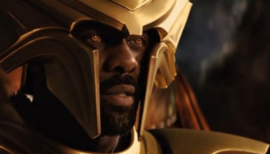 Idris Elba: The Golden-Eyed Superhero