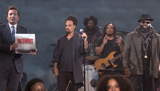 Bilal & The Roots Crew Make Revolution Music