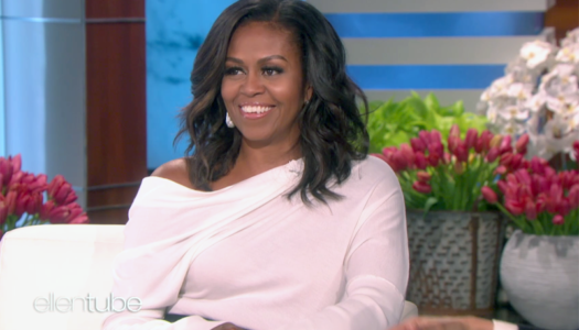 Michelle Obama in her first TV interview since leaving White House