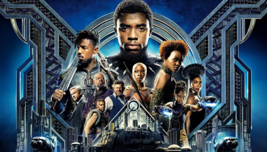 Chadwick Boseman is a Superhero, African King in 'Black Panther'